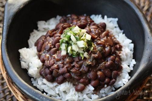 Brazilian Black Beans Skinnytaste
