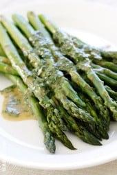 Asparagus-with-Dijon-Vinaigrette