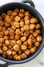 Roasted Chickpea Snack –a healthy, protein-packed snack!