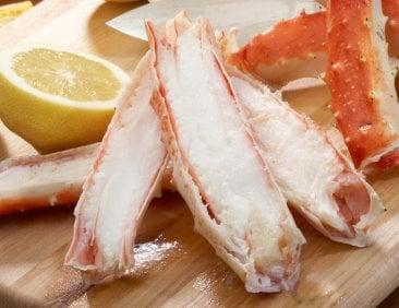 King Crab Legs Skinnytaste