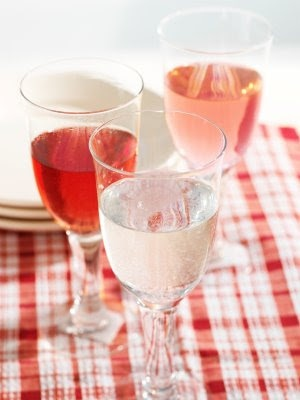 how to make a wine spritzer
