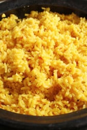 Latin Yellow Rice Skinnytaste