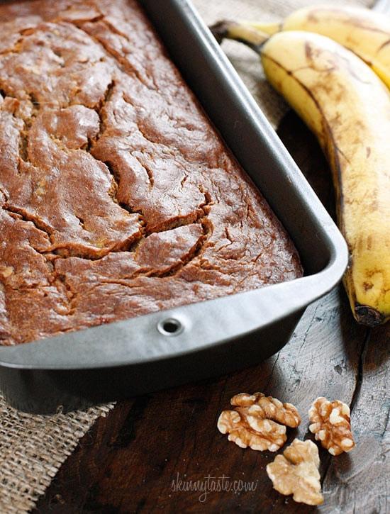Banana Bread Fat 18
