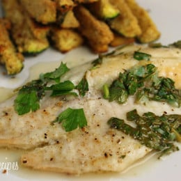 garlic-lemon-baked-tilapia