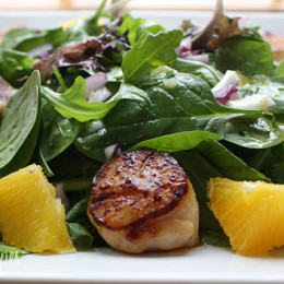 scallops-citrus-mojo-salad