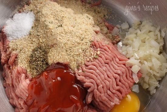 Mom S Turkey Meatloaf Recipe Food Network
