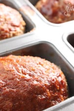 Meatloaf is one of those comfort foods we all grew up eating, and loving as a kid. These healthier Petite Turkey Meatloaves will not disappoint!