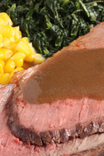 Slow roasting beef gives you a juicy, tender roast served best with your favorite veggies. You will be amazed at how easy this roast beef is to prepare.