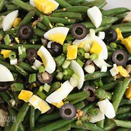 string-bean-salad