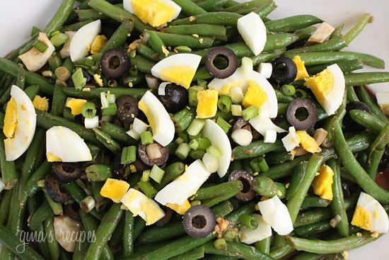String Bean Salad | Skinnytaste