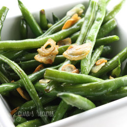 string-beans-with-garlic-and-oil
