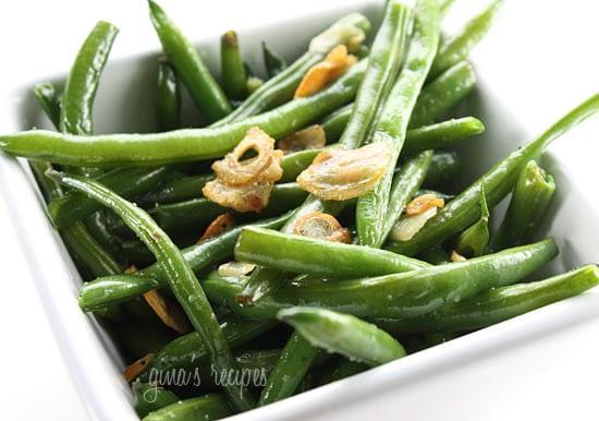 Easy green bean recipes crock pot