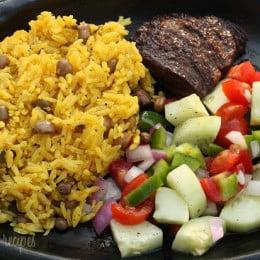 arroz-con-gandules