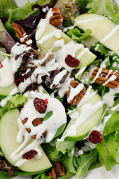 goat-cheese-honey-salad