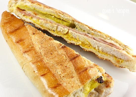 Skinny Turkey Cuban Sandwich Skinnytaste