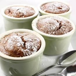 chocolate-banana-souffle