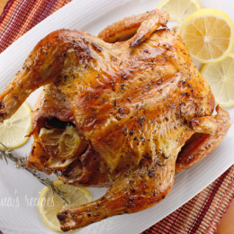 Roast-Chicken-with-Lemon-and-Rosemary