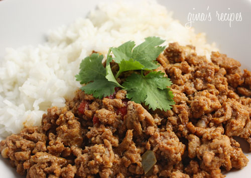 Turkey Picadillo | Skinnytaste