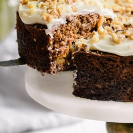 Weight Watchers Carrot Cake With Pineapple