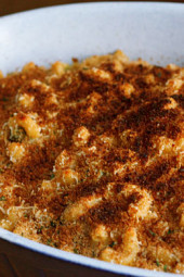 Lighter-Baked-Macaroni-and-Cheese