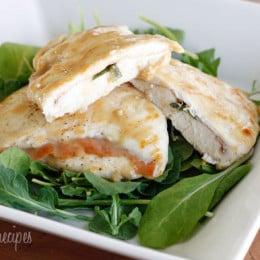 chicken-saltimbocca