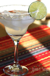 If you're celebrating Cinco De Mayo with cocktails, here's a lighter skinny margarita recipe. Serve this on the rocks, Olé!