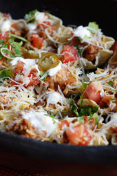turkey-bean-cheese-nachos