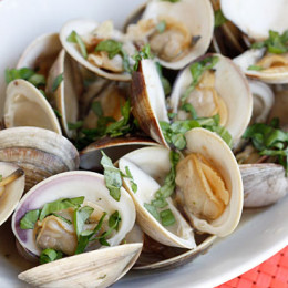 Steamed-Clams