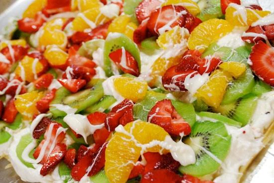 Phyllo Fruit Tart   Skinnytaste
