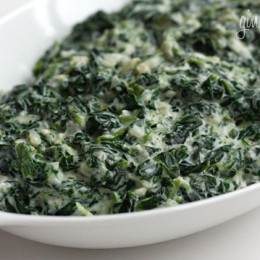 Lighter-Creamed-Spinach