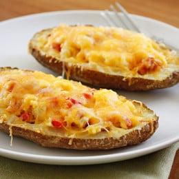 Western-omelet-potato-skins