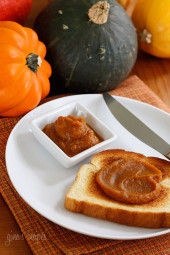 Pumpkin lovers will love this simple, low fat pumpkin butter recipe which is so versatile to use, and deliciously good for you. Your kitchen will be filled with pumpkin spice aromas while making this.
