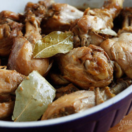 Filipino-Chicken