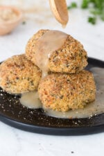 Baked Turkey Croquettes