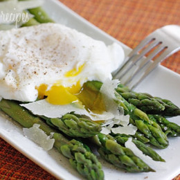 asparagus-poached-egg