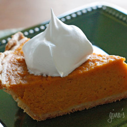In the spirit of the holidays I bring you this little slice of heaven. A lightened up sweet potato pie recipe, perfect for Thanksgiving. While most dessert pack empty calories, this dessert is made with healthy sweet potatoes which are high in beat-carotene and vitamin C.