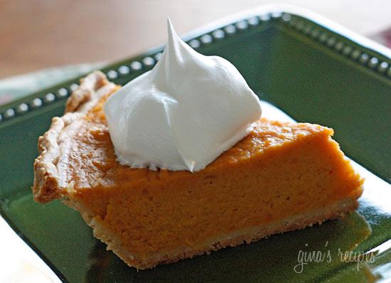 Old Fashioned Sweet Potato Pie Recipe