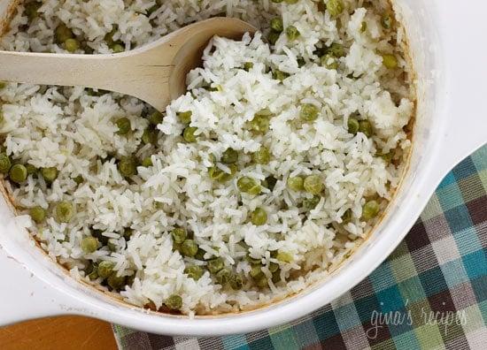 how to make trinidad split peas rice