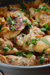 chicken-shallots-red-wine-vinegar