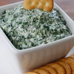 creamy-spinach-parmesan-dip