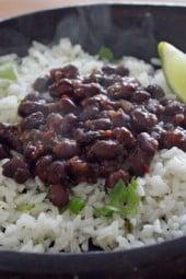 Quick-cuban-black-beans