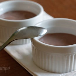light-chocolate-ricotta-mousse
