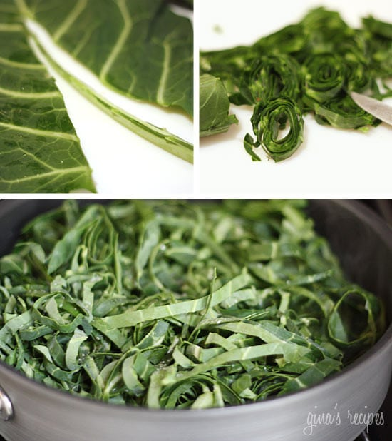 how to cook collard greens with bacon southern cooking