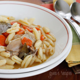Chicken-and-Cavatelli