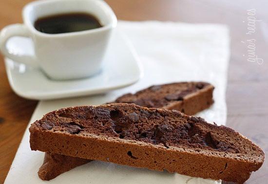 Chocolate Hazelnut Biscotti Calories