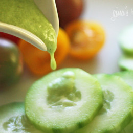 Low-fat-Cucumber-ranch-dressing