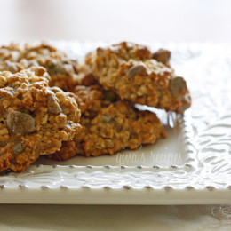 chewy-low-fat-oatmeal-chocolate-chip-cookies