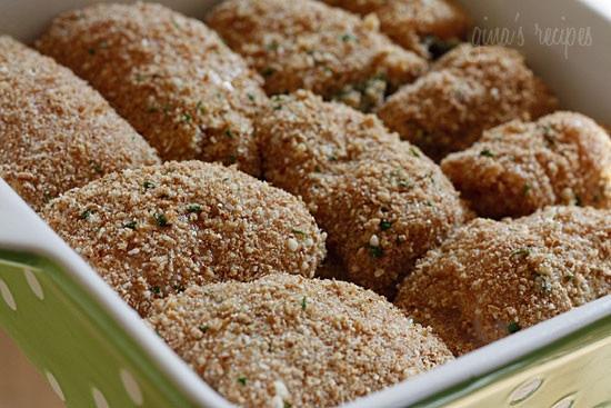 Chicken Rollatini with Spinach alla Parmigiana   Skinnytaste