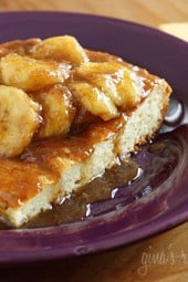 lightened-up-bananas-fosters-french-toast