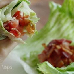 BLT-Lettuce-Wraps